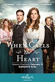 When Calls the Heart - Season 4 poster