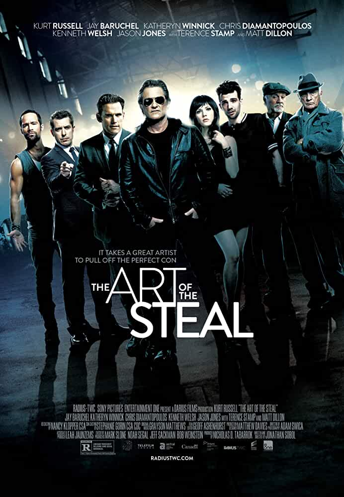 The Art of the Steal 2013 Dual Audio 720p BluRay full movie watch online freee download at movies365.lol