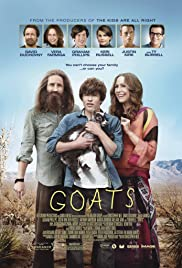 Goats (2012) Poster - Movie Forum, Cast, Reviews