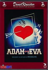 Adam og Eva Poster
