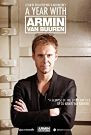 A Year with Armin Van Buuren (2012) Poster - Movie Forum, Cast, Reviews