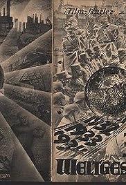 The First World War Poster