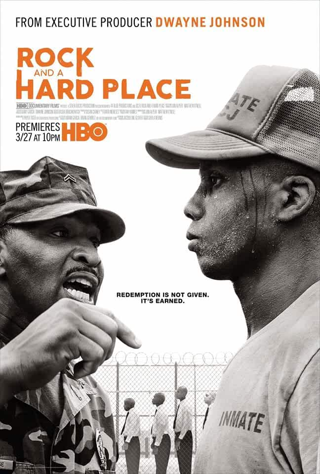 Rock and a Hard Place 2017 English 720p HDRip 700MB