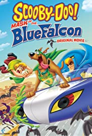 Scooby-Doo! Mask of the Blue Falcon (2012) Poster - Movie Forum, Cast, Reviews