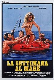 La settimana al mare Poster