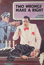 Two Wrongs Make a Right Poster