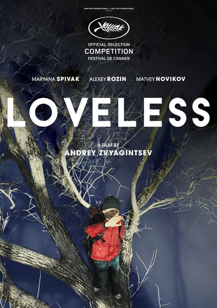 Loveless cartel de la película