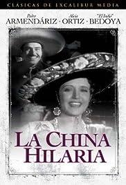 La China Hilaria Poster