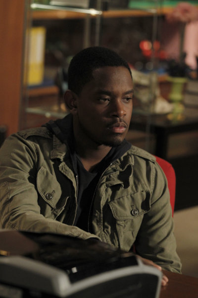 Aml Ameen in Harry's Law (2011)