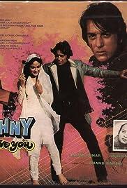 Johny I Love You Poster