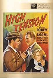 High Tension Poster