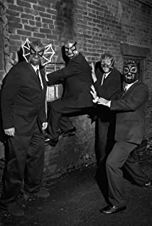 Los Straitjackets Picture