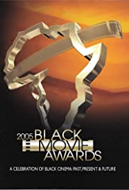 The Black Movie Awards Poster