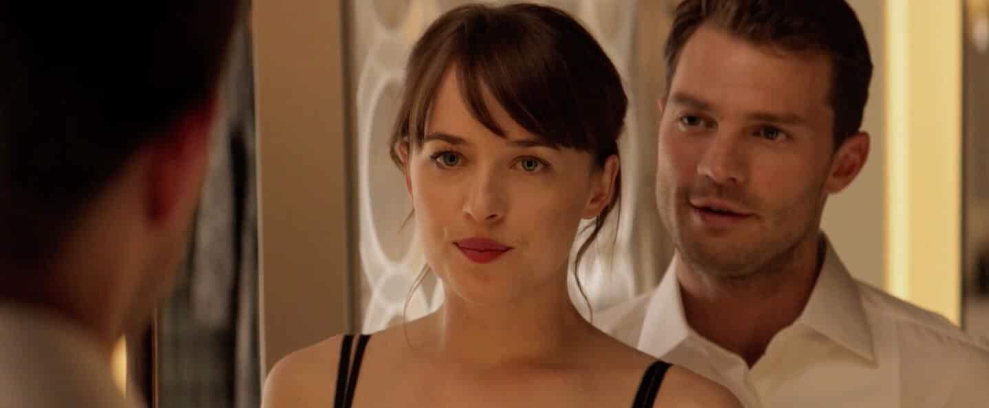 """She Also Starred In The Romanticedy Movie How To Be Single (2016) And  Will Reprise Her Lead Role As Anastasia €�ana"""" Steele In Fifty Shades Darker  (2017)"""
