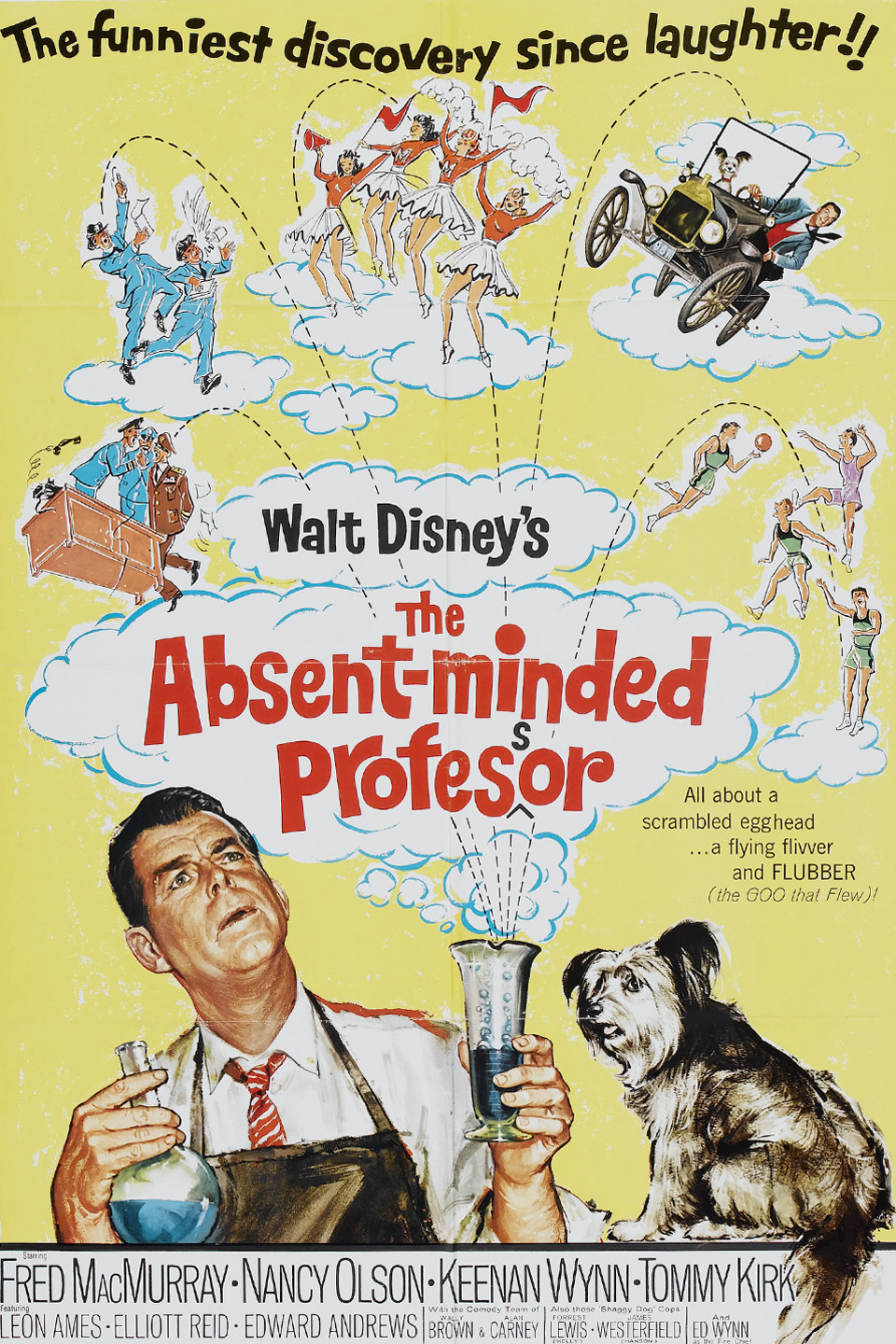 image The Absent Minded Professor Watch Full Movie Free Online