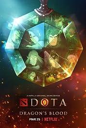 DOTA: Dragon's Blood - Book 1 poster