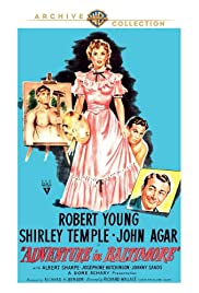 Adventure in Baltimore (1949) Poster - Movie Forum, Cast, Reviews