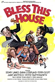 Bless This House(1972) Poster - Movie Forum, Cast, Reviews
