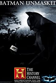 Batman Unmasked Poster