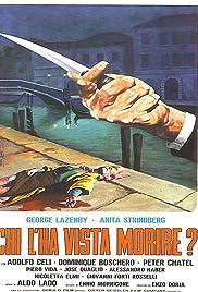 Chi l'ha vista morire?(1972) Poster - Movie Forum, Cast, Reviews