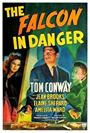 The Falcon in Danger (1943) Poster - Movie Forum, Cast, Reviews