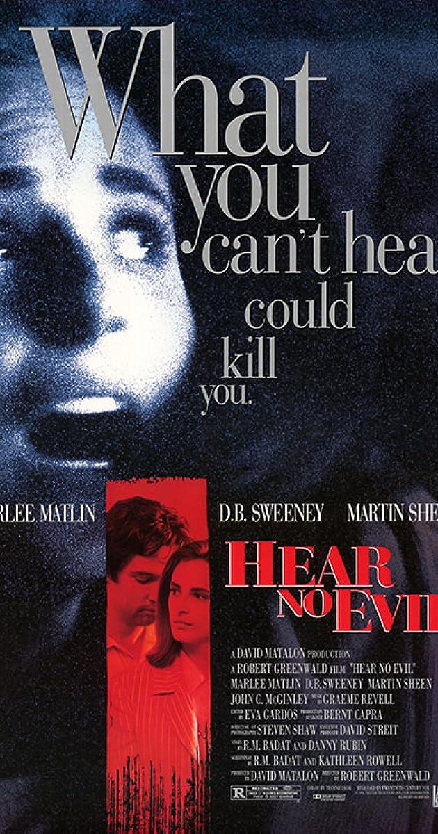 hear no evil 1993 imdb