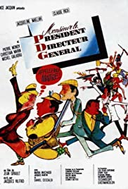 Monsieur le Président Directeur Général (Appelez-moi Maître) Poster