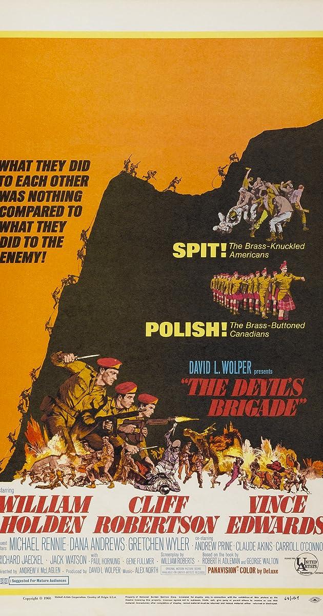 The Devil's Brigade (1...