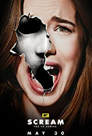 Scream: The TV Series Poster - TV Show Forum, Cast, Reviews