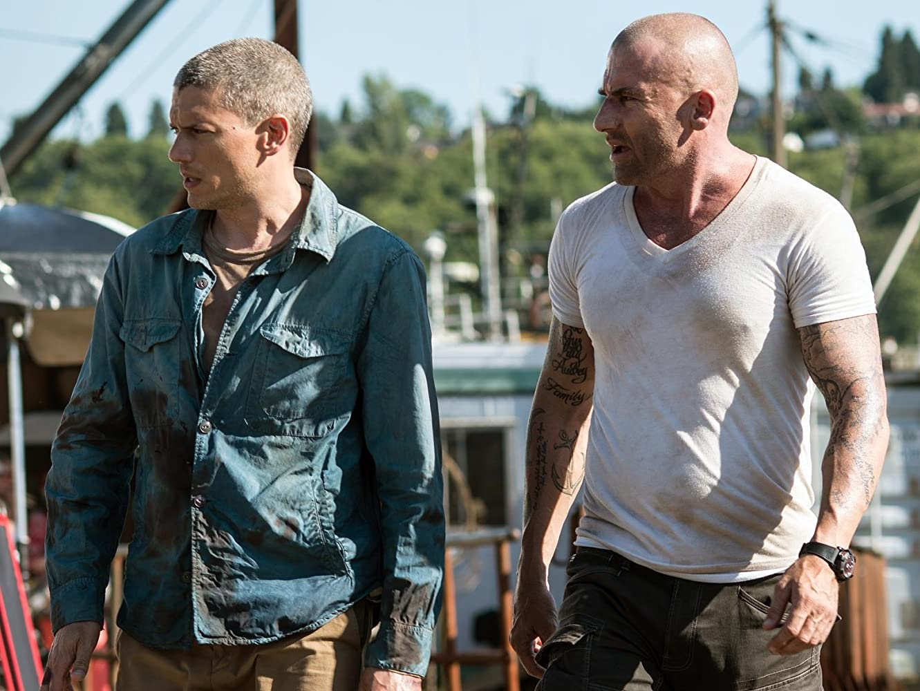 Review Progeny en Prison Break S05E08