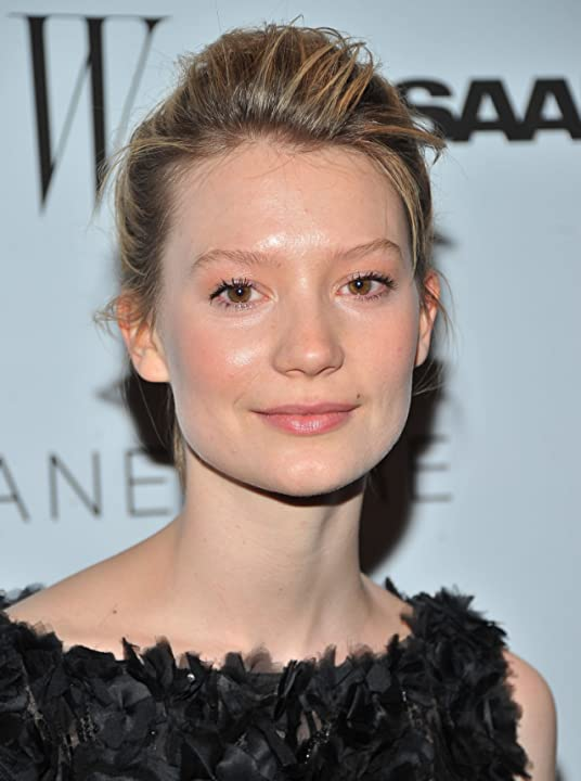 Mia Wasikowska at an event for Jane Eyre (2011)