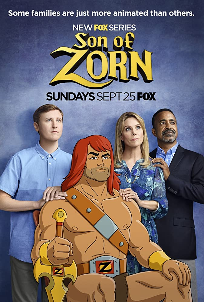 Son of Zorn S01E12 720p HEVC HDTV x265 100MB