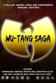 Wu-Tang Saga Poster
