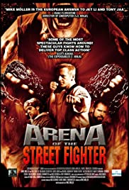 Arena of the Street Fighter (2013) Poster - Movie Forum, Cast, Reviews