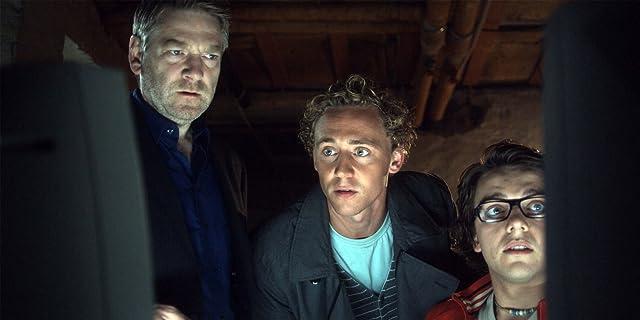 Kenneth Branagh, Tom Hiddleston, and Luke Allen-Gale in Wallander (2008)