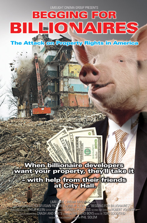 Begging for Billionaires (2009)