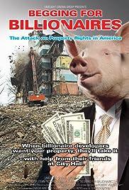 Begging for Billionaires Poster