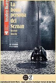 La bona persona del Sezuan Poster