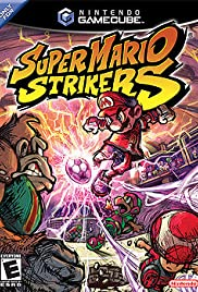 Super Mario Strikers Poster