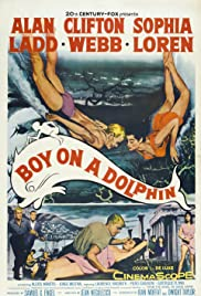 Boy on a Dolphin (1957) Poster - Movie Forum, Cast, Reviews