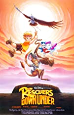 The Rescuers Down Under(1990)