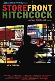 Storefront Hitchcock Poster