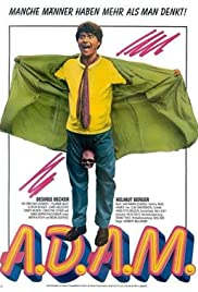 A.D.A.M. Poster