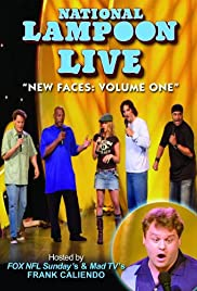 National Lampoon Live: New Faces - Volume 1 Poster
