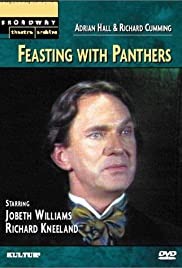 Feasting with Panthers Poster