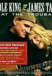Carole King & James Taylor: Live at the Troubadour Poster