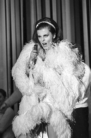 Ann-Margret performing in Las Vegas, 1967