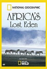 Africa's Lost Eden Poster