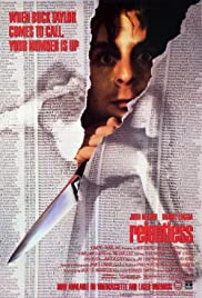 Relentless (1989) Poster - Movie Forum, Cast, Reviews