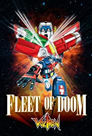 Voltron: Fleet of Doom Poster